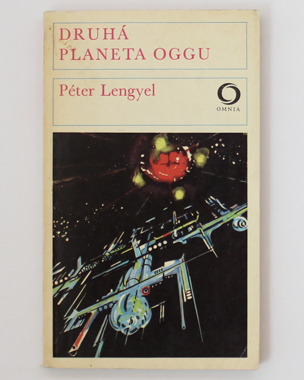 Druhá planeta Oggu Péter Lengyel