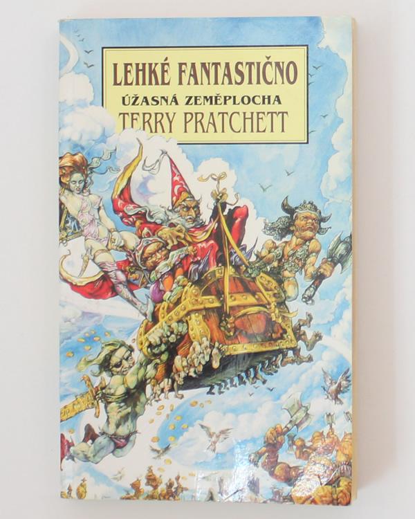 Lehké fantastično Terry Pratchett