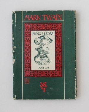 Princ a bedár Mark Twain