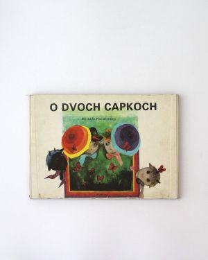 O dvoch capkoch Mychajlo Kociubynskyj