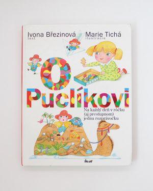 O Puclíkovi Ivona Březinová