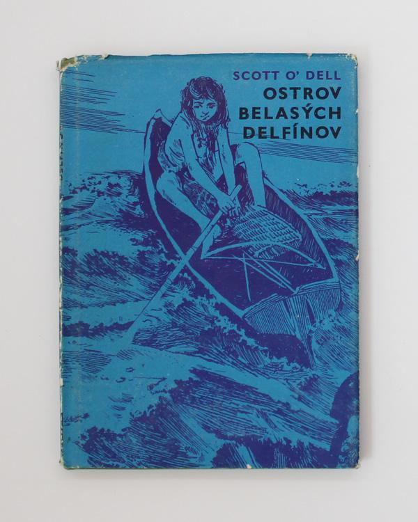 Ostrov belasých delfínov Scott O´Dell
