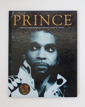 Prince - prvá ilustrovaná biografia John W. Duffy