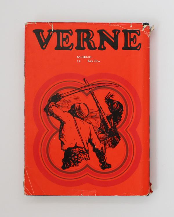 Záplava z mora / Čierne Indie Jules Verne
