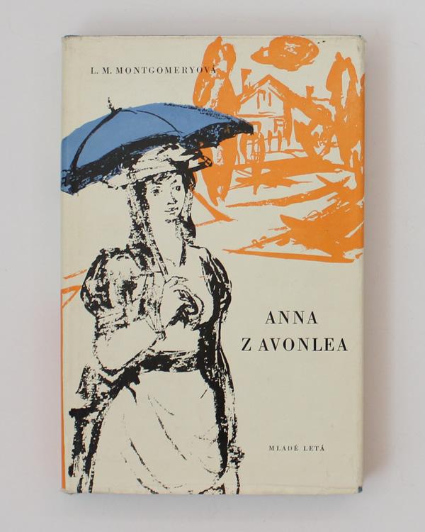 Anna z Avonlea L. M. Montgomeryová