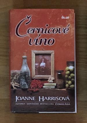 Černicové víno - Joanne Harrisová