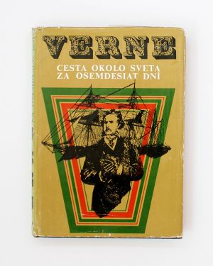 Cesta okolo sveta za osemdesiat dní Jules Verne