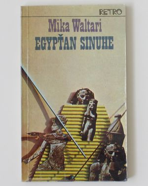 Egypťan Sinuhe 1 - Mika Waltari