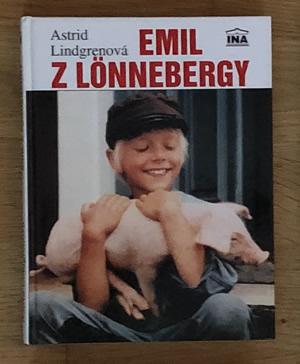Emil z Lönnebergy Astrid Lindgrenová