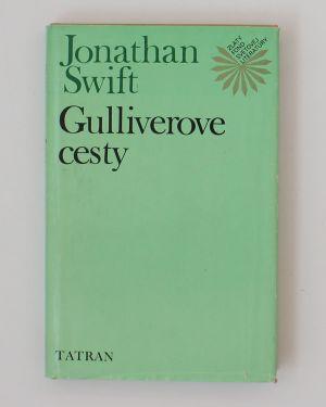 Gulliverove cesty Jonathan Swift
