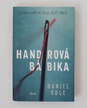 Handrová bábika Daniel Cole
