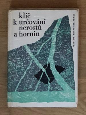 Klíč k určování nerostů a hornin - František Němec