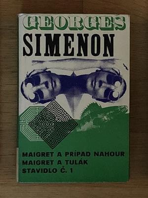 Maigret a prípad Nahour, Maigret a tulák, Stavidlo č. 1 - Georges Simenon