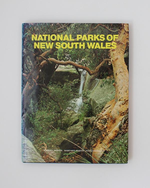 National Parks of New South Wales Barbara Mullins Margaret Martin