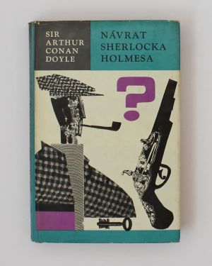 Návrat Sherlocka Holmesa Arthur Conan Doyle