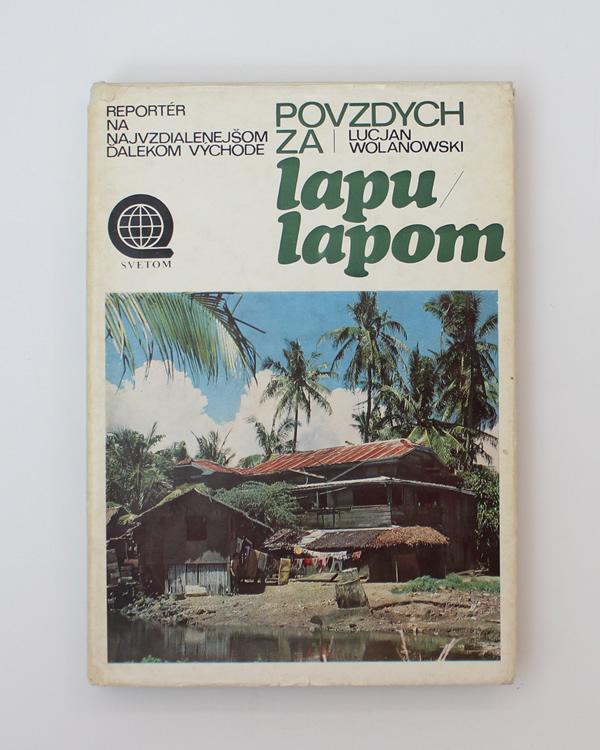 Povzdych za Lapu Lapom Lucjan Wolanowski