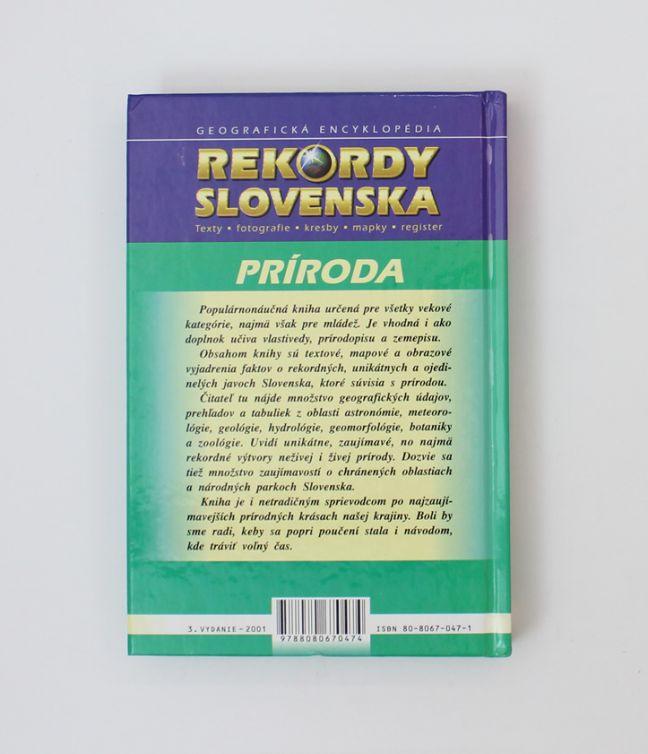 Rekordy Slovenska - Príroda Kliment Ondrejka