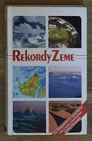 Rekordy Zeme - Kliment Ondrejka