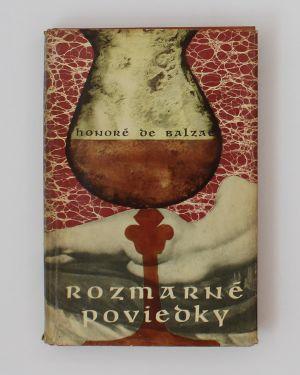 Rozmarné poviedky Honoré de Balzac