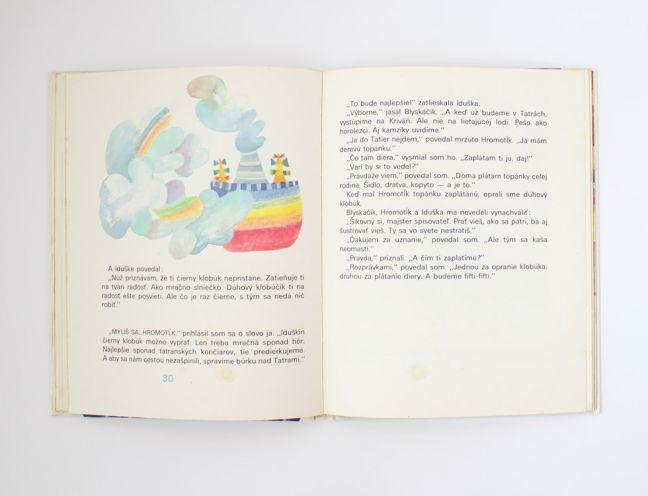 Rozprávka o dúhovej lodi