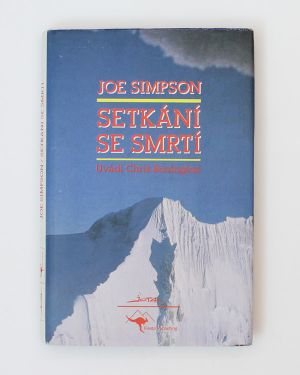 Setkání se smrtí Joe Simpson