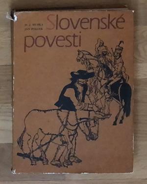 Slovenské povesti - M. J. Húska, Ján Poliak