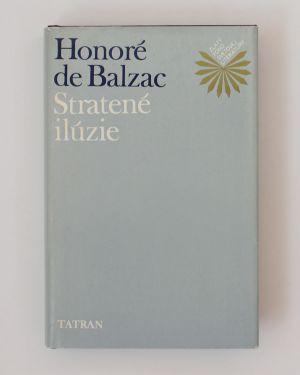 Stratené ilúzie Honoré de Balzac